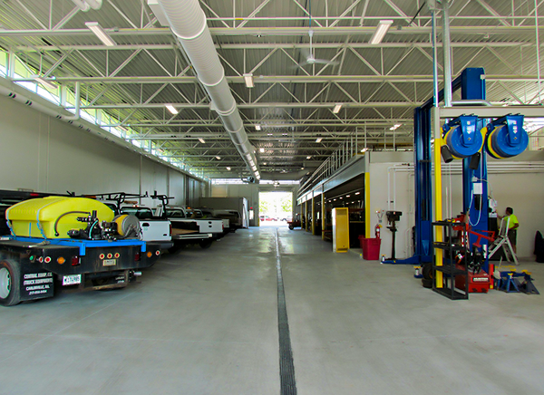 College-of-DuPage-Campus-Maintenance-Garage